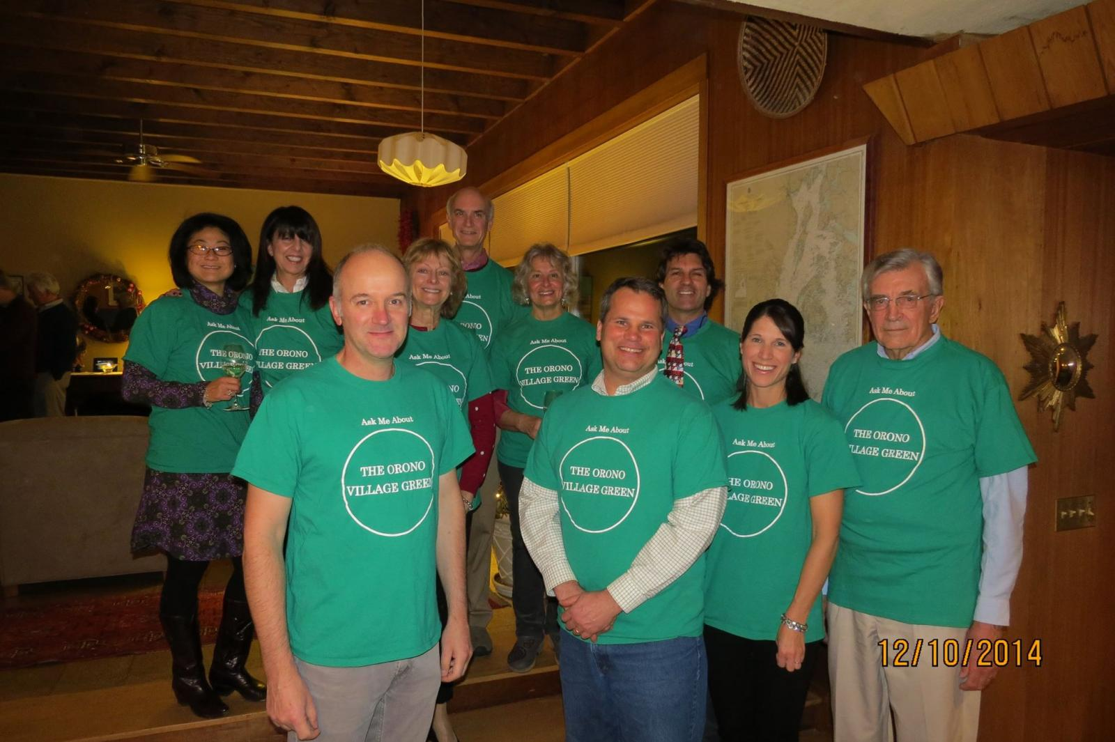 Capital Campaign Committee -- Orono Village Green