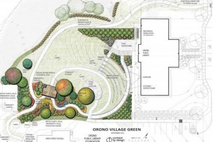 Orono Village Green